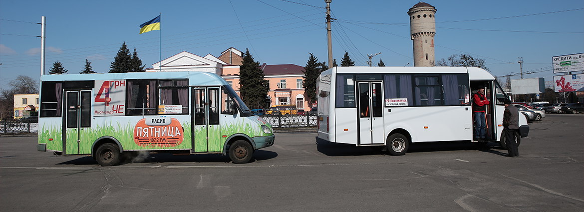 Cherednichenko makes Mamai to buy new trolleybuses, forces Kaplin to challenge urban transport fares