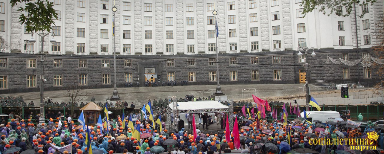 «Only you can defeat the two-legged parasites on the budget», – Stremousov on the meeting in support of the chemical industry