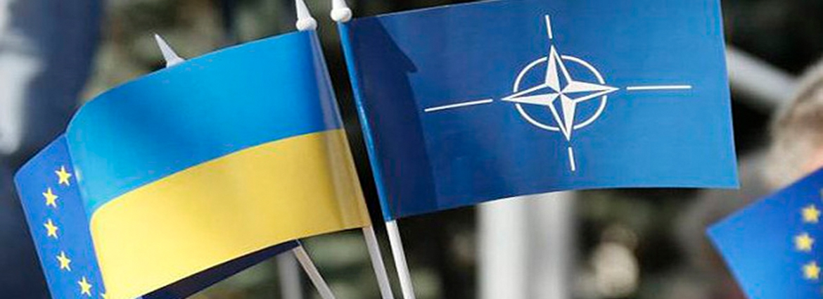 Hypocrisy of this century. Do the Ukrainian authorities need NATO and the EU?