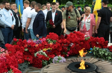 SPU have honored the memory of the soldiers who died in the World War II 15