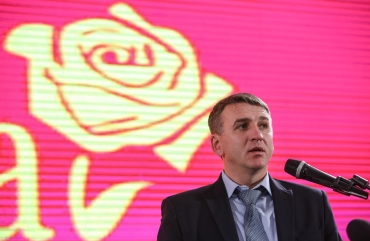 The Socialist Party held the third phase of the ordinary congress 13