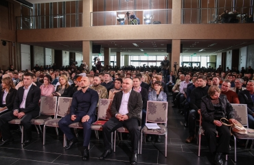 The Socialist Party held the third phase of the ordinary congress 5